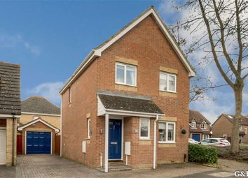 Thumbnail 3 bed detached house to rent in Butterside Road, Kingsnorth, Ashford
