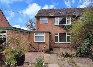 Thumbnail 3 bed semi-detached house for sale in Ratcliffe Road, Sheepy Magna, Atherstone