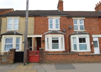 Thumbnail 3 bed terraced house for sale in Water Eaton Road, Bletchley