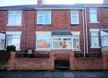 Thumbnail 5 bed terraced house for sale in Allgood Terrace, Bedlington