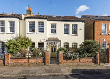 Thumbnail 5 bed semi-detached house for sale in Connaught Avenue, London