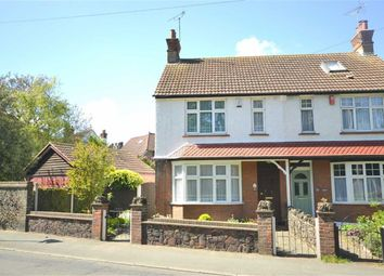 Thumbnail 3 bedroom semi-detached house for sale in St Peters Park Road, Broadstairs, Kent