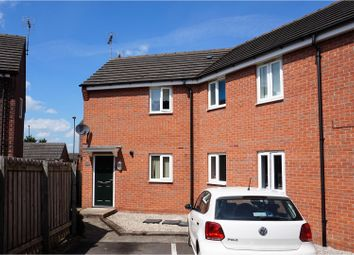 Thumbnail 2 bed flat for sale in Wylam Close, Clay Cross