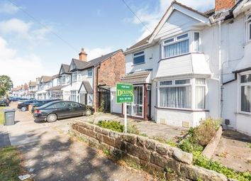 Thumbnail 3 bed semi-detached house for sale in Tetley Road, Tyseley, Birmingham, West Midlands