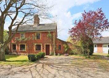 Thumbnail 3 bed detached house for sale in Tan House Flats, St. Benedicts Road, Beccles