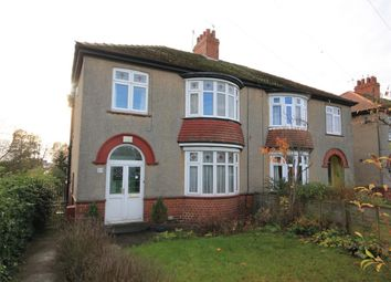 Thumbnail 3 bed semi-detached house to rent in Station Road, Thirsk