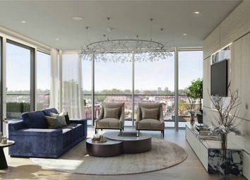 Thumbnail 3 bed flat for sale in Chelsea Creek, London, United Kingdom