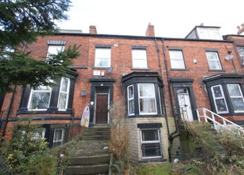 Thumbnail 8 bed terraced house to rent in Hyde Park Road, Hyde Park, Leeds