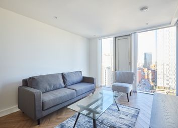 1 bed flat to rent in Silvercroft Street, Manchester M15