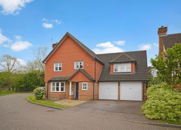 Thumbnail 5 bed detached house for sale in Walnut Drive, Wendover, Aylesbury