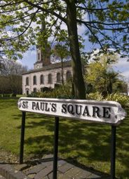 Thumbnail 1 bed flat to rent in St Pauls Place, 40 St Pauls Square, Birmingham B31Fq