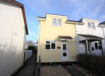 Thumbnail 2 bed end terrace house to rent in Bosworgey Close, St. Columb