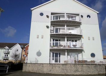 Thumbnail 3 bed flat for sale in Nautilus House, Marina, Swansea