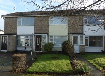 Thumbnail 2 bed terraced house for sale in Millers Close, Syston, Leicester, Leicestershire