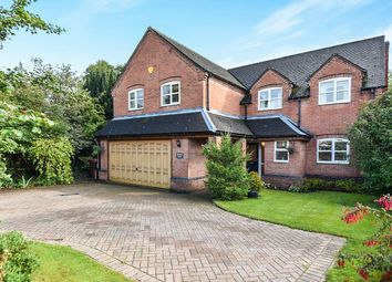 Thumbnail 4 bed detached house for sale in Branston Road, Tatenhill, Burton-On-Trent