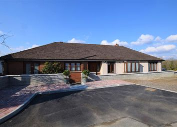 Thumbnail 4 bed detached bungalow for sale in Cleddau Avenue, Haverfordwest