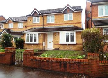 Thumbnail 4 bedroom detached house for sale in Worsley Road North, Walkden, Manchester, Greater Manchester