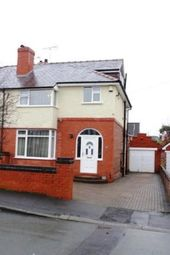 Thumbnail 4 bed semi-detached house for sale in Moorcroft Avenue, Great Boughton, Chester, Cheshire
