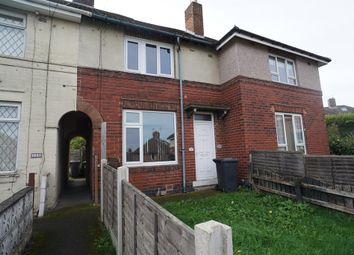 Thumbnail 3 bedroom terraced house to rent in Boynton Road, Shirecliffe