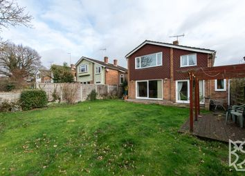 Thumbnail 4 bed detached house for sale in The Westerings, Nayland, Colchester