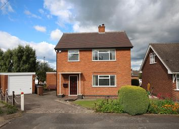 Thumbnail 3 bed detached house for sale in Poplar Way, Ilkeston