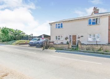 Chitts Hill, Lexden, Colchester CO3. 3 bed semi-detached house