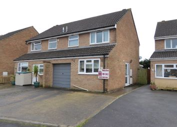 Thumbnail 3 bed semi-detached house for sale in Nightingale Avenue, Frome