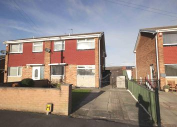 Thumbnail 3 bed semi-detached house for sale in Parkway, Armthorpe, Doncaster