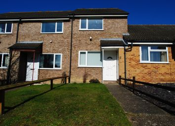 Thumbnail 2 bed terraced house to rent in Fisher Road, Diss