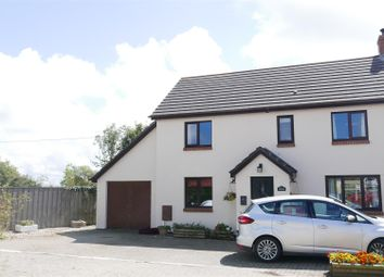 Thumbnail 3 bed detached house for sale in Fordham, 17 Priestacott Park, Kilkhampton, Bude