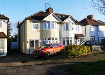 Thumbnail 3 bedroom semi-detached house for sale in Auckland Road, Potters Bar