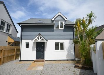 Thumbnail 3 bed detached house for sale in Smithy Lane, Carnon Downs, Truro, Cornwall