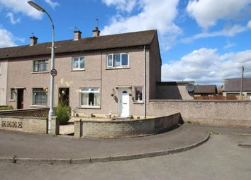 Thumbnail 3 bed end terrace house for sale in Standalane, Kincardine, Alloa, Fife