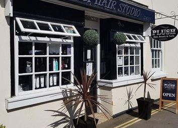 Thumbnail Retail premises for sale in Plush Hair Studio, The Strand, Lympston, Devon