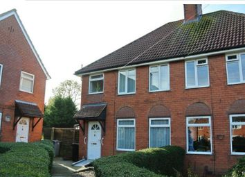 Thumbnail 3 bed semi-detached house to rent in St. Annes Street, Grantham