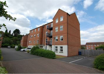 Thumbnail 3 bed flat for sale in Stokesay Walk, West Bridgford