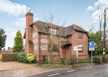 Thumbnail 3 bedroom detached house for sale in Old Basing, Basingstoke, Hampshire