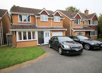 Thumbnail 4 bed detached house to rent in Wood Close, Basingstoke