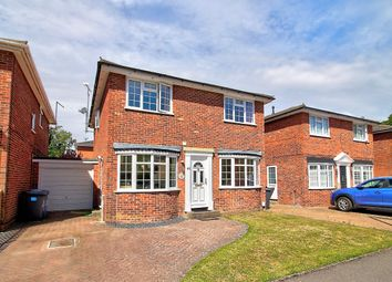 4 bed detached house for sale in Tudor Way, Church Crookham, Fleet GU52