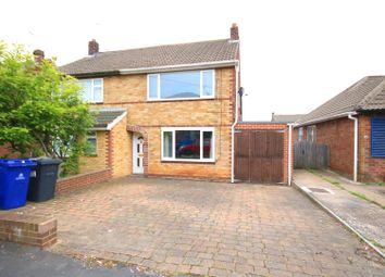 Thumbnail 3 bed semi-detached house for sale in Winchester Way, Scawsby, Doncaster
