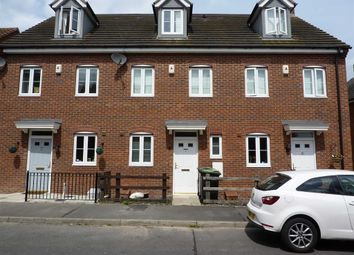 Thumbnail 3 bed town house for sale in Tall Pines Road, Witham St Hughes