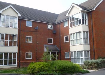 Thumbnail 2 bed flat for sale in Grasholm Way, Langley, Slough