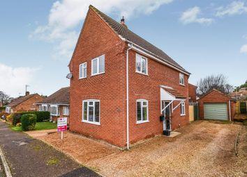 Thumbnail 3 bed detached house for sale in Kingscroft, Dersingham, King's Lynn