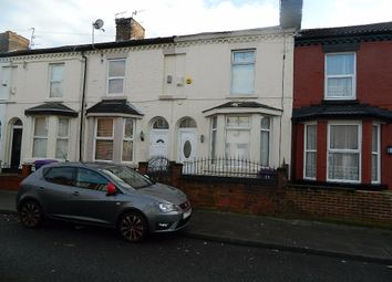 Thumbnail 3 bed terraced house to rent in Jacob Street, Liverpool