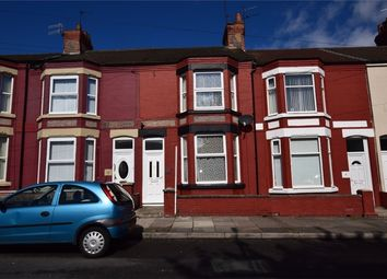 Thumbnail 3 bed terraced house to rent in Beverley Road, New Ferry, Merseyside