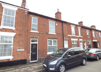 Thumbnail 4 bedroom terraced house for sale in Peet Street, Derby