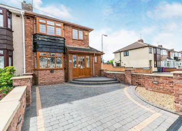 Thumbnail 3 bed semi-detached house for sale in Dilloways Lane, Willenhall, West Midlands