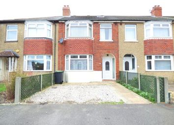 Thumbnail 4 bed terraced house for sale in Newlands Avenue, Gosport