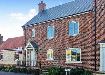 Thumbnail 2 bed flat for sale in Talbot, Station Road, Campsea Ashe, Woodbridge