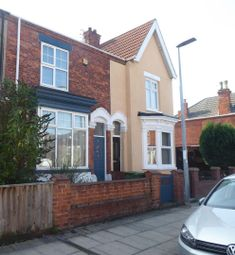 Thumbnail 4 bed property to rent in Legsby Avenue, Grimsby